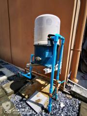 ติดตั้งระบบประปา ปั้มน้ำ ถ้งเก็บน้ำ ถั้งบำบัด ถังดักไขมัน