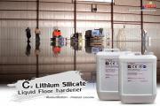 รับเหมางานพื้นขัดมัน/งานพื้นขัดเงา Lithium Silicate Floor Hardener