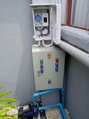 ซ่อมประปา ปั้มน้ำ แทงค์น้ำ แก้ไข้ท่อรั่ว เดินระบบท่อใหม่24 ชา.