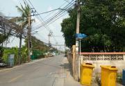ขาย ที่ดิน  ถนนเพชรเกษม เขตหนองแขม กรุงเทพมหานคร