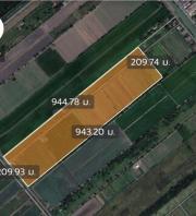 ขายที่ดินหนองเสือคลองสิบ ปทุมธานี ในเขตเทศบาล ต่ำกว่าราคาประเมิน 122 ไร่กว่า