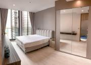 คอนโด โนเบิล เพลินจิต ติด BTS เพลินจิต มีหลายห้อง 45-49 ตร.ม 1 ห้องนอน วิวสวยทุกห้อง เฟอร์ครบ