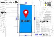 >>ขายที่ดินถนนใกล้ถนนเทพารักษ์กม.15,หน้ากว้างติดถนน 200 ม.,บางปลา สมุทรปราการ 10-0-00 ไร่