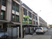 หมู่บ้าน กลางเมือง กัลปพฤกษ์ ขายด่วน ทาวน์โฮม 3 ชั้น เนื้อที่ 16.50 ตร.ว. ศาลธนบุรี 29/2 ราคาถูก พร้อมอยู่