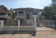 ขายบ้านเดี่ยว หมู่บ้านธงชัย พาร์ควิลล์ คลอง 2 ถนนรังสิต-นครนายก อ.ธัญบุรี จ.ปทุมธานี