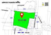 >>ขายที่ดินติดถนนบ้านนา-แก่งคอย 4 เลนส์&กว้าง92เมตร, อ.แก่งคอย จ.สระบุรี, 35-2-99 ไร่
