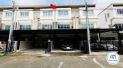 ทาวน์โฮม 24 ตร.วา 3ชั้น 3นอน ลุมพินี ทาวน์ เพลส สุขุมวิท 62 Lumpini Town Place Sukhumvit 62