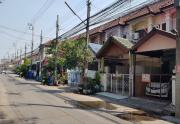 ขายหรือให้เช่า ทาวน์เฮ้าส์ หมู่บ้านคณาทรัพย์ ซอยรามอินทรา 117 ถนนรามอินทรา เขตคลองสามวา กรุงเทพมหานคร
