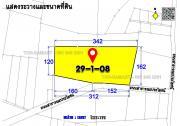 >>ขายที่ดินวิวภูเขา หน้ากว้างติดถนน 152 ม. อ.แก่งคอย จ.สระบุรี 29-1-08 ไร่