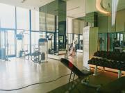 ให้เช่า คอนโด IDEO Q จุฬา-สามย่าน 34 ตรม. ใกล้ MRTสามย่าน 250 เมตร ห้องสวย วิวสระ