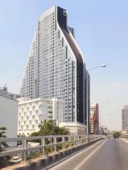 ให้เช่า คอนโด IDEO Q จุฬา-สามย่าน 26 ตรม. ใจกลางเมือง ใกล้ MRTสามย่าน 250 เมตร ห้องสตูดิโอสวยมาก