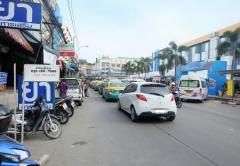 ขายอาคารพาณิชย์ แฮปปี้แลนด์สาย 2 ถนนลาดพร้าว เขตบางกะปิ กรุงเทพมหานคร