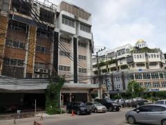 ขายอาคารพาณิชย์ 2 คูหา ซอยเพชรบุรี 35 ถนนเพชรบุรี เขตราชเทวี กรุงเทพมหานคร