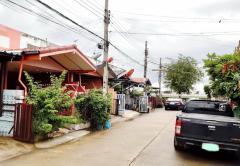 ให้เช่าทาวน์เฮ้าส์ หมู่บ้านวงศกร 5 ซอยหนองระแหง 4 แยก 1 ถนนกาญจนาภิเษก เขตคลองสามวา กรุงเทพมหานคร