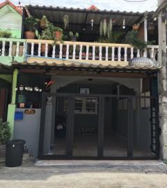ขาย ทาวน์เฮ้าส์ หมู่บ้านสัมพันธ์วิลล่า 4 ซอยพหลโยธิน 52 ถนนพหลโยธิน เขตสายไหม กรุงเทพมหานคร
