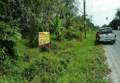 ขาย ที่ดิน บ้านตาล-ลานสกา ถนน4015 บ้านตาล-ลานสกา อ.เมืองนครศรีธรรมราช จ.นครศรีธรรมราช
