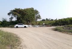 ขายที่ดิน ซอยมหาชัย กม.8 ถนนบางนา-ตราด อ.บางพลี จ.สมุทรปราการ
